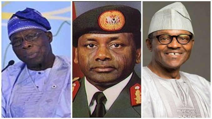 Obasanjo - No Difference Between Buhari And Abacha As He Reveals PMB's Dirty Dealings And Why Nigerians Must Reject Him